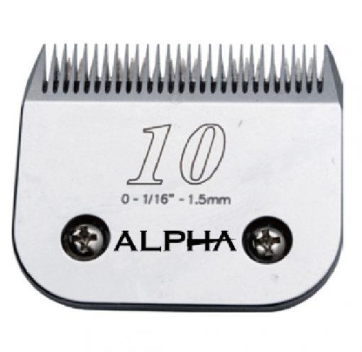 Alpha Blade size 10