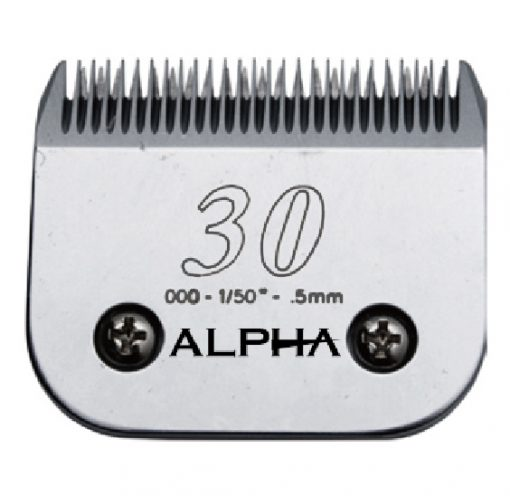 30 Clipper Blade Alpha