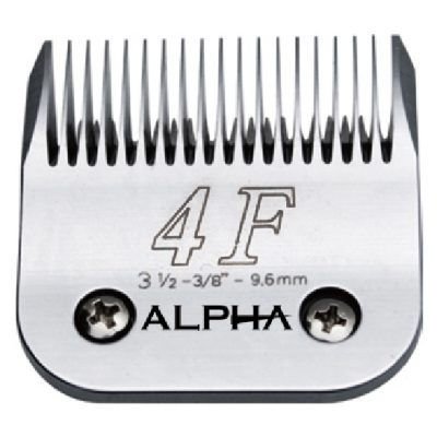 4f Alpha Clipper blade