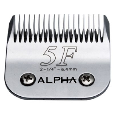Alpha clipper blade 5f