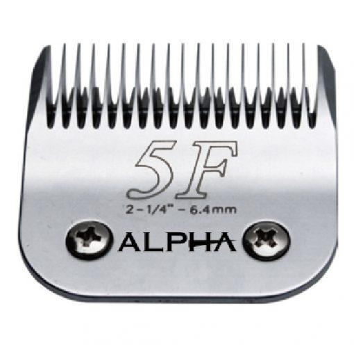 Alpha clipper blade 5f