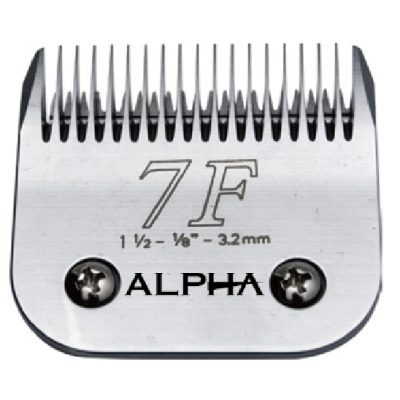 7f Alpha Clipper Blade