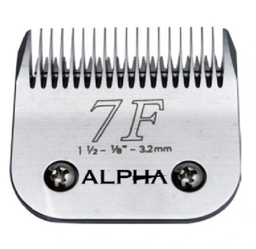 7f Alpha Clipper Blade